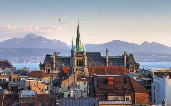 Lausanne, colección de Art Brut