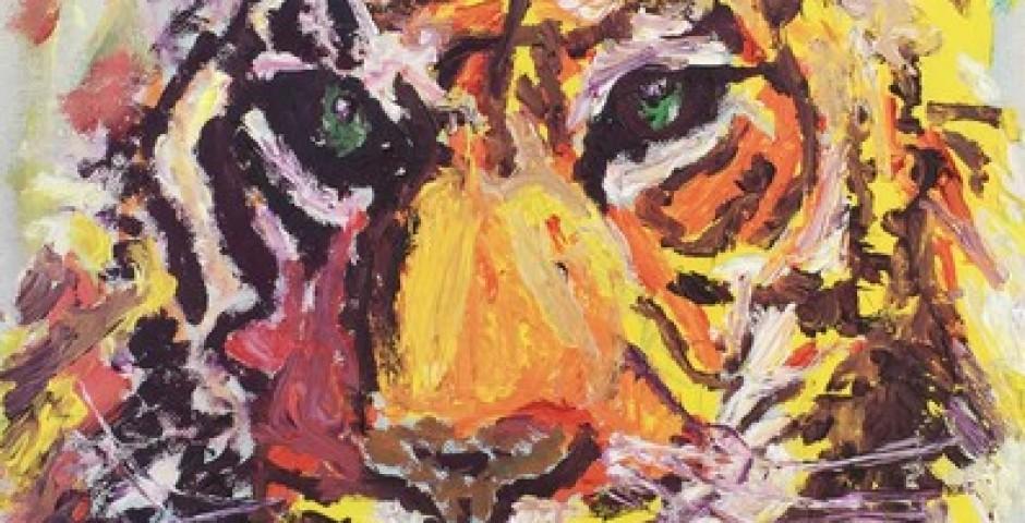Tigre bueno